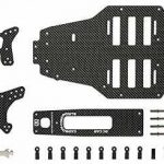 Buy Tamiya RC parts Special No.126 top Force carbon chassis Conversion Set 47426