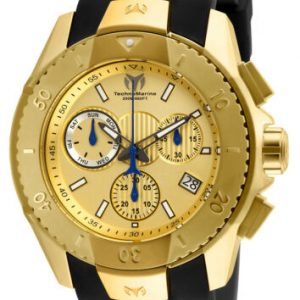 Buy Technomarine TM-617001 Men's UF6 Collection Gold Swiss Watch MSRP $1295