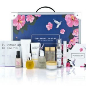 Buy The Case Full Of Seoul Best Of Korean Skincare 10 K-Beauty Products NEW OPEN BOX