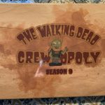 """Buy The Walking Dead Monopoly """"Crewopoly"""" Season 9 Gift To Crew. NOT SOLD IN STORES!"""