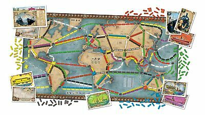 Buy Ticket To Ride - Rails & Sails