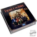 Buy Ticket to Ride 10th Anniversary Edition Board Game, New and Sealed!