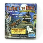 Buy Ticket to Ride Halloween Freighter Pumpkin Trains and Stations Sealed New