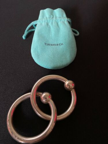 Buy Tiffany & Co. Baby Rattle Teething Toy Sterling 925