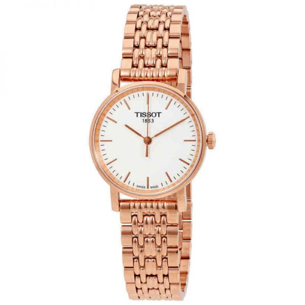 Buy Tissot Everytime Small White Dial Ladies Watch T1092103303100