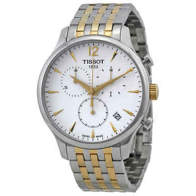 Buy Tissot T-Classic Tradition Chronograph Men's Watch T0636172203700