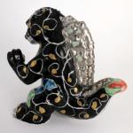 Buy Toho Godzilla Kutani Ware Series  Tsuyoshi Sato Godzilla Figurine pottery JAPAN
