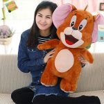 Buy Tom and Jerry Plush Doll Soft Cute Stuffed Cartoon Toy Anime Cat and Mouse 2016