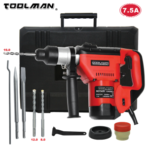 Buy Toolman Electric Power Drill Driver 7.5 Amp For Heavy Duty works with DeWalt