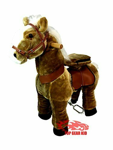 Buy Top Gear Kid Ride On Horse Size Small for Children 2 to 5 Yeas Old with Sound