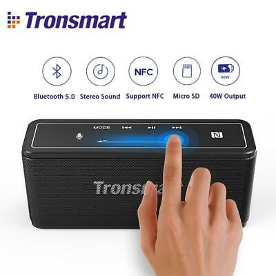 Buy Tronsmart Mega Bluetooth 5.0 Portable Speaker 40W Touch Control