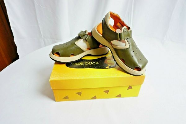 Buy True Duck Imported Khaki Sandals for Boys - Different Sizes Available - NEW