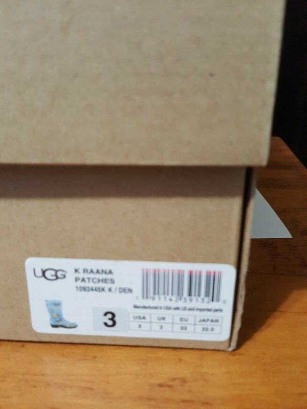 Buy UGG Australia Bailey Bow II Chestnut Suede Fur Lined Pull On Boots Girl's Size 3