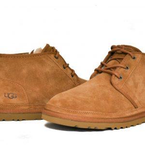 Buy UGG Australia Men's Neumel 3236 Shoes Chestnut Suede Sz 7-14 NEW