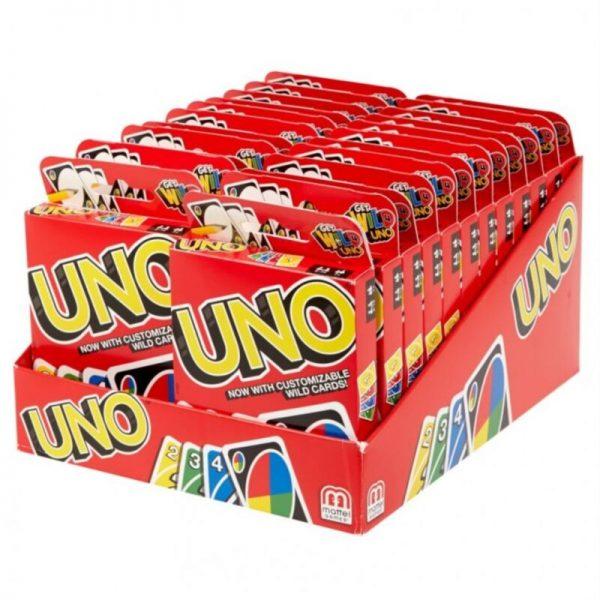 Buy UNO Card Game Display (24)