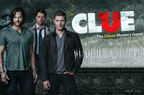 Buy USAOPOLY Supernatural Collector's Edition Clue Board Game (RETIRED!)