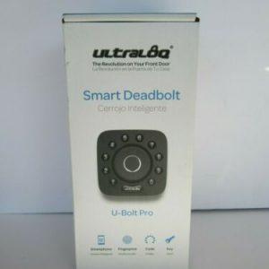 Buy Ultraloq Smart Deadbolt U-Bolt Pro, Blue-Tooth, Fingerprint & Keypad