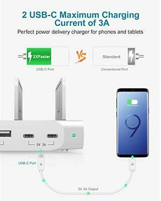 Buy Unitek USB C Charging Station, 120W 10 Port 120W / 2* USB C / Support 8 ipad