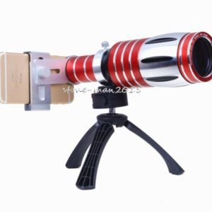 Buy Universal 50X Super Zoom Telescope Phone Camera Lens for Samsung S10 Note 10 9