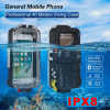 Buy Universal IPX8 Waterproof Bluetooth Diving Case Cover Underwater Bag For iPhone