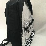 Buy VICTORIA SECRET PINK CAMPUS BACKPACK / TRAVEL TOTE /GYM BAG BLACK /SILVER SEQUIN