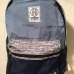 Buy VICTORIA SECRET PINK CAMPUS BACKPACK / TRAVEL TOTE /GYM BAG BLUE  GIRLS