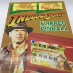 Buy VINTAGE# INDIANA JONES AND THE TEMPLE OF THE DOOM LUCASFILM PINBALL  ULTRA RARE