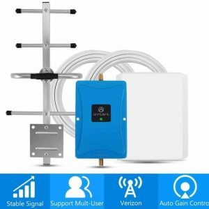 Buy Verizon 4G Cell Phone Signal Booster For Home And Office - Enhance Your Lte Voic