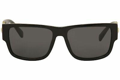 Buy Versace Man Sunglasses, Black Lenses Acetate Frame, 58mm