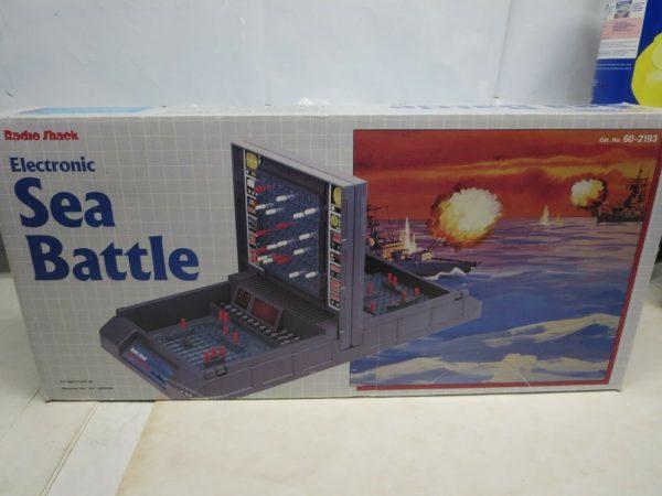 Buy Vintage NIB Radio Shack Electronic Battle Ship Sea Battle 60-2193