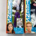 Buy Vintage VTG Deadstock NIB A TEENS DOLL 2001 Lot Of 4 Play Along Action Figures