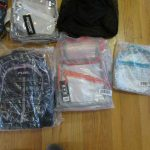 Buy WHOLESALE LOT (16) EASTPORT & FUEL BACKPACK BOOK BAGS - Various mixed lot - new