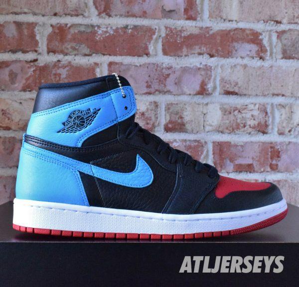 Buy WMNS Nike Air Jordan 1 Retro High OG UNC to Chicago CD0461-046 Size 5-13