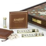 Buy W.S. Game Company Boardgame Scrabble (Luxury Edition) Box MINT