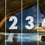 Buy Wall mural photo wallpaper +FREE adhesive 144x100inch Cathedral Cove New Zealand