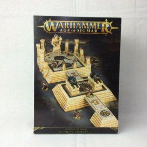 Buy WarHammer: Age Of Sigmar- Dominion Of Sigmar- Enduring Stormvault