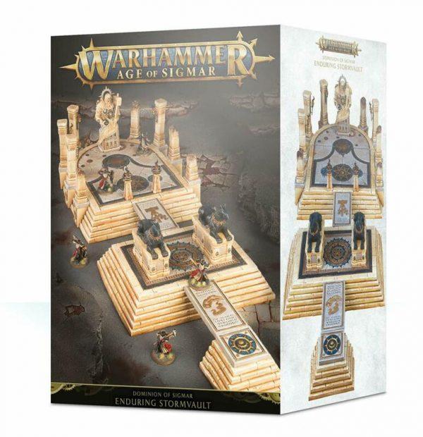 Buy Warhammer Age of Sigmar: Dominion of Sigmar - Enduring Stormvault