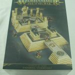Buy Warhammer Age of Sigmar Enduring Stormvault Scenery Set GAW64-86 Dominion
