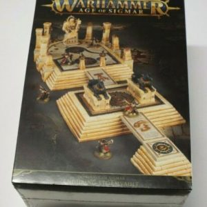 Buy Warhammer Dominion of Sigmar Enduring Stormvault Box Set / New / Games Workshop