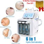 Buy Water Dermabrasion Cleansing Hydro Dermabrasion Hydra Facial Machine 6 In1 New