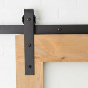 Buy WayFair Slade Standard Single Barn Door Hardware Kit