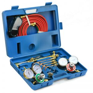 Buy Welding Kit Victor Type Oxygen Acetylene Cutting Torch Burner w/ 15'  twin hose