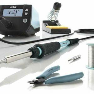 Buy Weller 70W Digital Soldering Iron Station 8 Piece Professional Education Kit