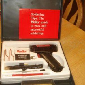 Buy Weller Soldering Kit 8200 Brand New
