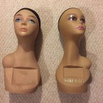 Buy Wigs (New Real Hair + New Synthetic Hair) ***Read Description