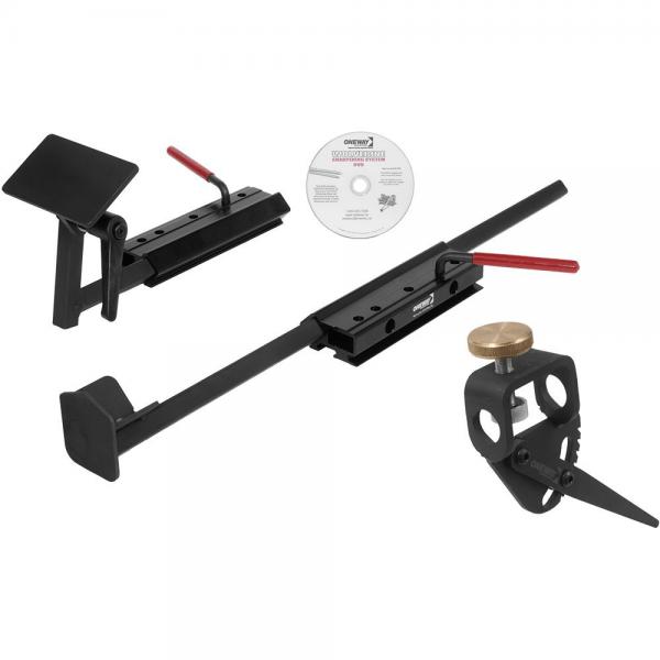 Buy Wolverine Sharpening System Lathe Tool Grinding Sharpener with Vari-Grind Jig