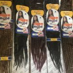 """Buy X-pression Expression 82"""" Ultra Braid Hair ( synthetic hair lot) ✅FREE DELIVERY✅"""
