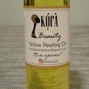 Buy Yellow Peeling Oil