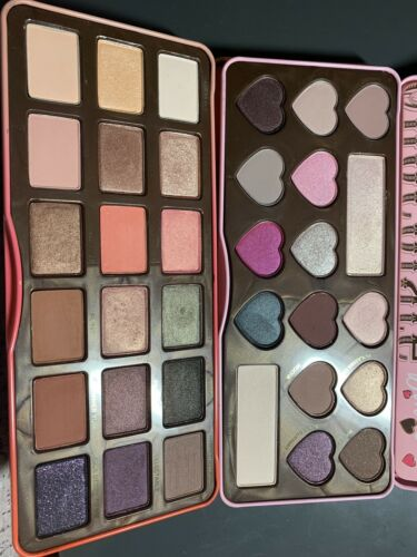 Buy eyeshadow palette lot - 21 Palettes