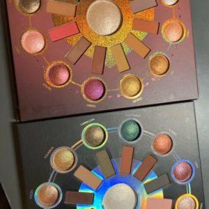 Buy eyeshadow palette lot - 21 Palettes